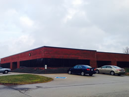 Champaign Regional Office building