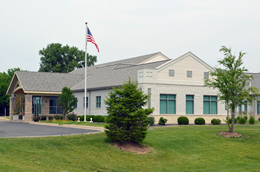 Springfield Regional Office building