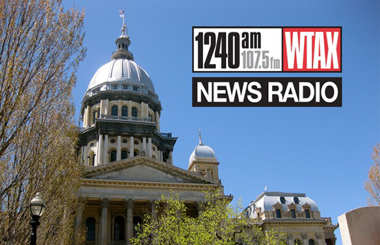 WTAX 1240 AM News Radio Springfield, IL