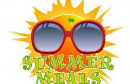 Summer Meals logo