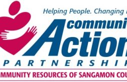 logo for Sangamon County Department of Community Resources