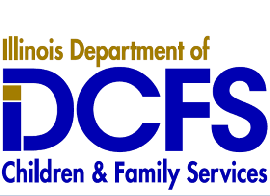 Illinois Department of Children and Family Services logo