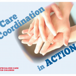 Care Coordination in Action text with DSCC logo