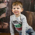 Portrait of Division of Specialized Care for Children participant Everett Jamison