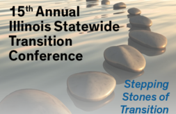 Logo for 15th Annual Illinois Statewide Transition Conference