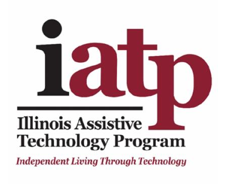 Illinois Assistive Technology Program logo