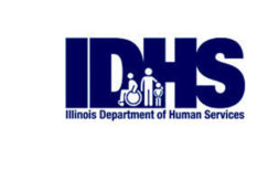 Illinois Department of Human Services logo