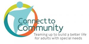 Connect to Community Logo