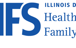 Illinois Department of Healthcare and Family Services logo